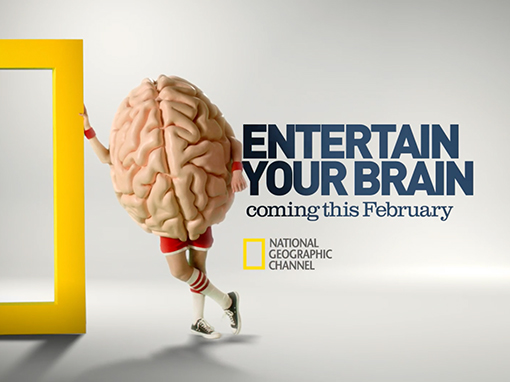 Nat Geo International Rebrand
