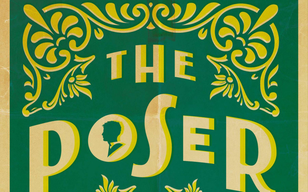Book trailer – The Poser by