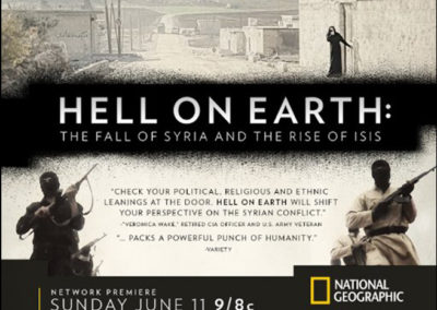 National Geographic – Hell On Earth: The Fall of Syria and the Rise of ISIS